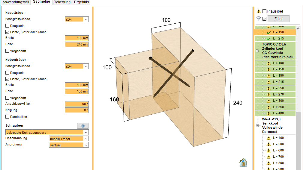 HECO Calculation Software